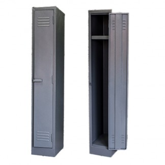 1 Door Heavy Duty Steel Lockers
