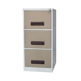 3 Drawer Heavy Duty Steel Cabinets