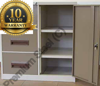 3 Drawer combo filing cabinets