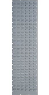 Hammer Tone Grey Louvre Panel 1800 x 500mm-Picking Value of 68