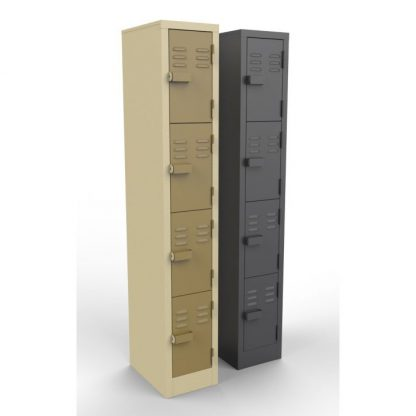 4 Doors Heavy Duty Steel Lockers