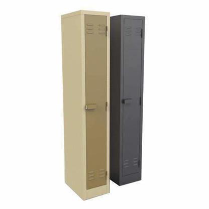 1 Door Heavy Duty Steel Lockers