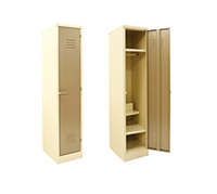 Heavy Duty Steel Lockers and Wardrobes