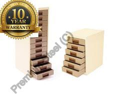 4 Drawer Heavy Duty Stationery Steel Cabinets