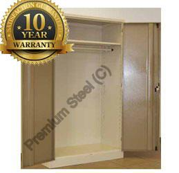 Heavy Duty Steel Ladies Wardrobe