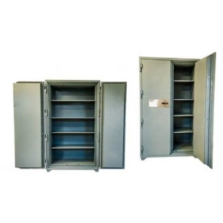 Fireproof filing cabinets South Africa four shelves.
