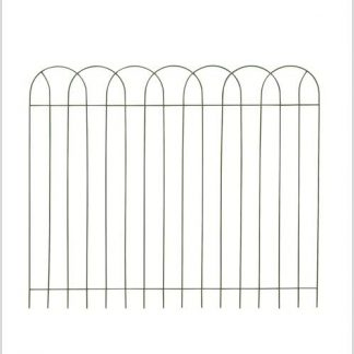 Heavy Duty Pool Fence 1500mm(W) x 1250mm(H)-White