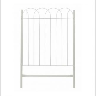 Heavy Duty Pool Fence Gate 1000(W) x 1250mm(H)-White