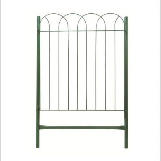 Heavy Duty Pool Fence Gate 1000(W) x 1250mm(H)-Green