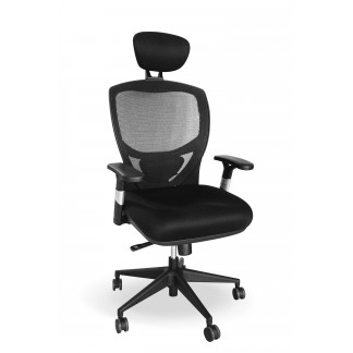 Falcon high back ergonomic chair.