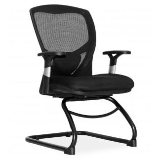 Falcon visitors ergonomic office chairs.