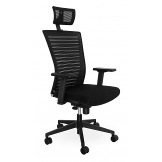 Marvel high back ergonomic office chair.