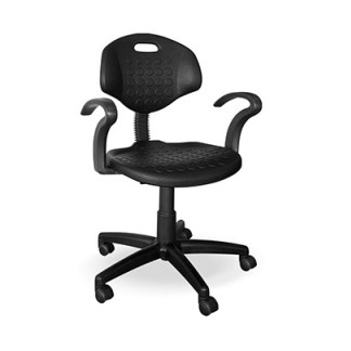 Blackpool industrial typist chair.