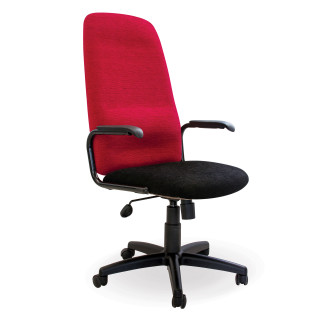 Kingston high back office chairs.