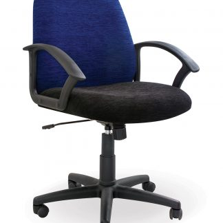 Montego mid back office and desk chairs.